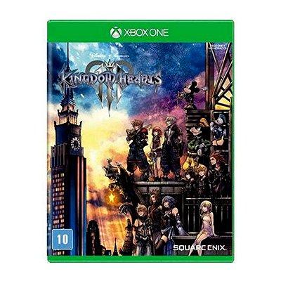 Jogo Kingdom Hearts 3 - Xbox One