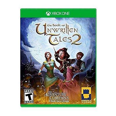 Jogo The Book of Unwritten Tales 2 - Xbox One Seminovo