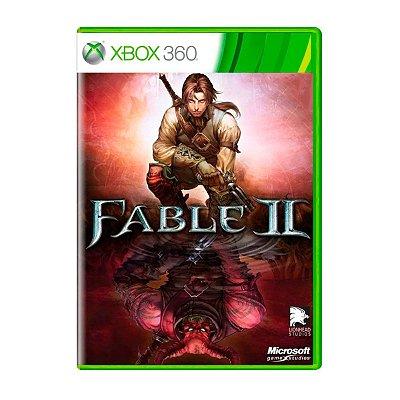 Jogo Fable 2 - Xbox 360 Seminovo