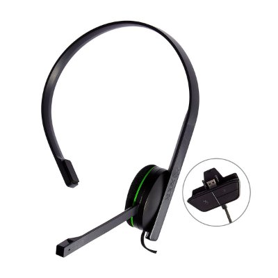 Headset Chat Oficial com Fio - Xbox One Seminovo