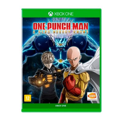 Jogo One Punch Man A Hero Nobody Knows - Xbox One