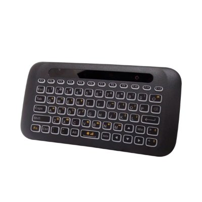 Controle Receptor Smart Mini Wireless Keyboard H20