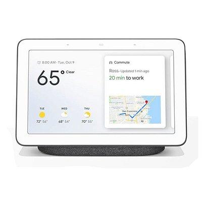 Google Home Hub Charcoal GA00515