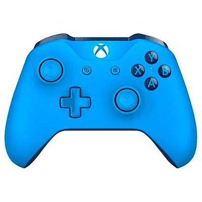 Controle Wireless Grooby Sport Blue - Xbox One