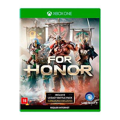 Jogo For Honor - Xbox One Seminovo