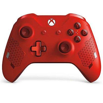 Controle Wireless Grooby Sport Red - Xbox One Seminovo