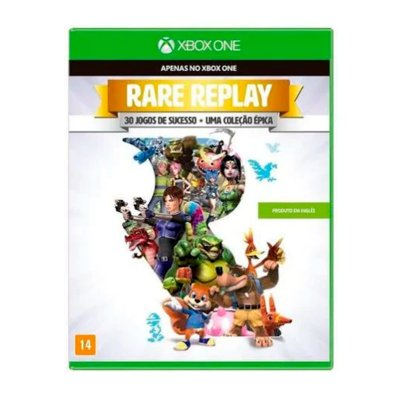 Jogo Rare Replay - Xbox One Seminovo