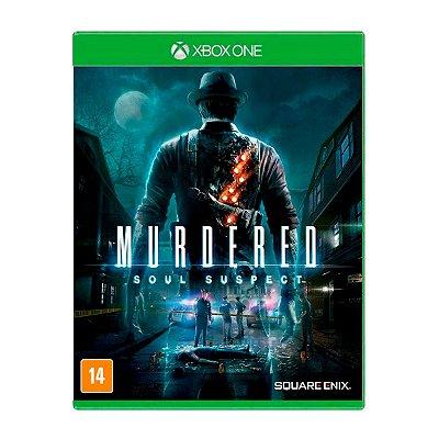 Jogo Murdered Soul Suspect - Xbox One