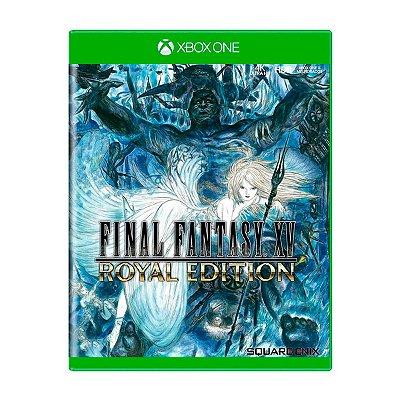 Jogo Final Fantasy XV Royal Edition - Xbox One Seminovo