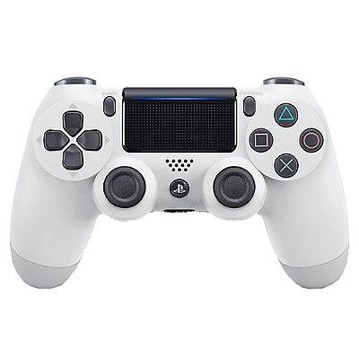 Controle Sem Fio Branco - PS4