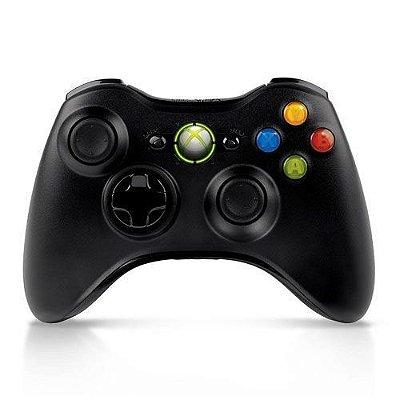Controle Xbox 360 Wireless SXZ