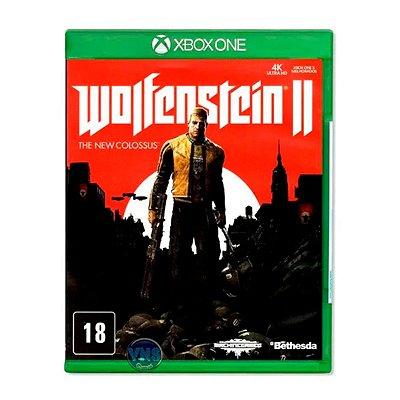 Jogo Wolfenstein II The New Colossus  - Xbox One