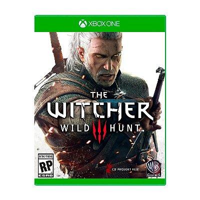 Jogo The Witcher 3 Wild Hunt - Xbox One Seminovo