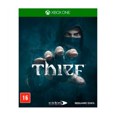 Jogo Thief - Xbox One Seminovo