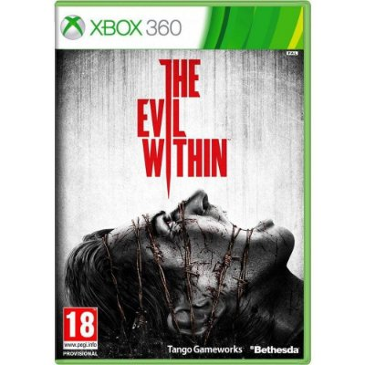 Jogo The Evil Within - Xbox 360