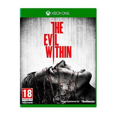 Jogo The Evil Within - Xbox One Seminovo