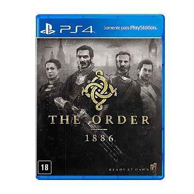 Jogo The Order 1886 - PS4 Seminovo