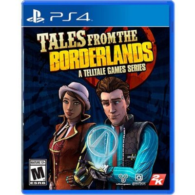 Jogo Tales From The Borderlands A Telltale Games Series - PS4