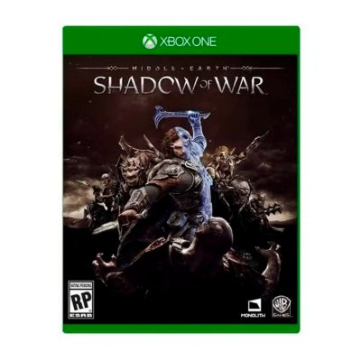 Jogo Terra-Média Sombras da Guerra - Xbox One Seminovo