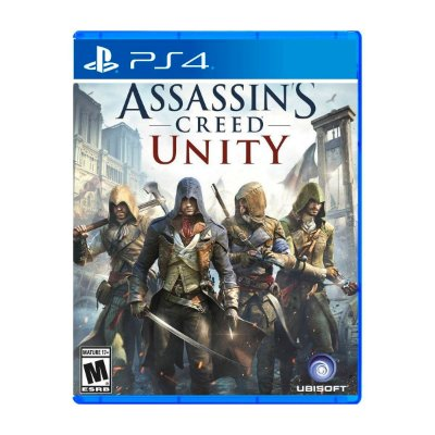 Jogo AssassinS Creed Unity - PS4