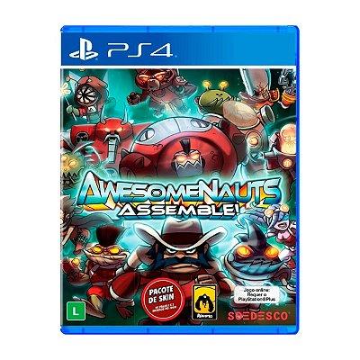 Jogo Awesomenauts - PS4