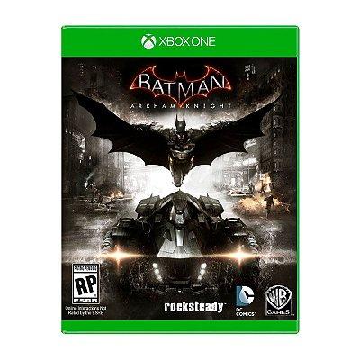 Jogo Batman Arkham Knight - Xbox One Seminovo