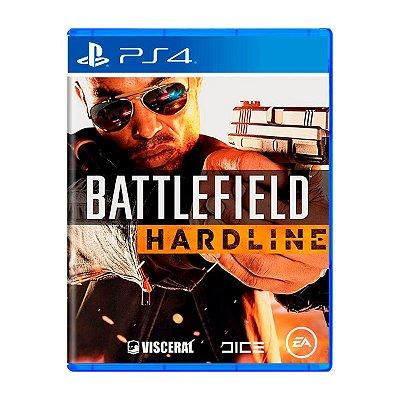 Jogo Battlefield Hardline - PS4 (Seminovo)