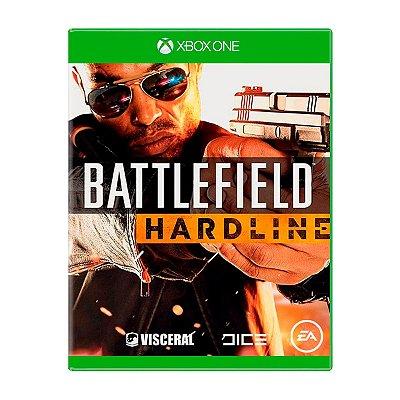 Jogo Battlefield Hardline - Xbox One (Seminovo)