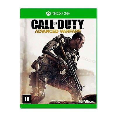 Jogo Call of Duty Advanced Warfare - Xbox One Seminovo