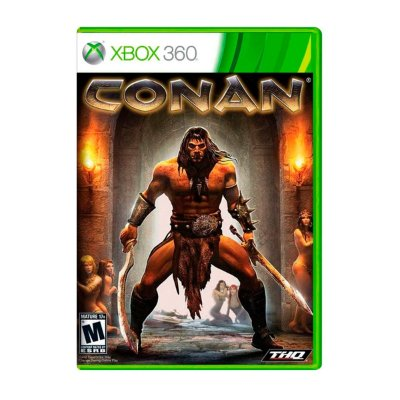 Jogo Conan - Xbox 360 Seminovo