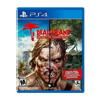 Jogo Dead Island Definitive Collection - PS4 Seminovo