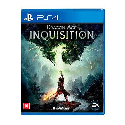 Jogo Dragon Age Inquisition - PS4 Seminovo