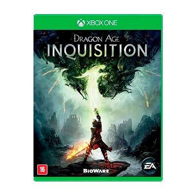 Jogo Dragon Age Inquisition - Xbox One Seminovo