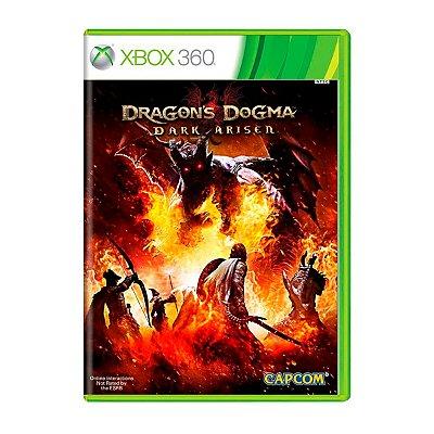 Jogo Dragons Dogma Dark Arisen - Xbox 360
