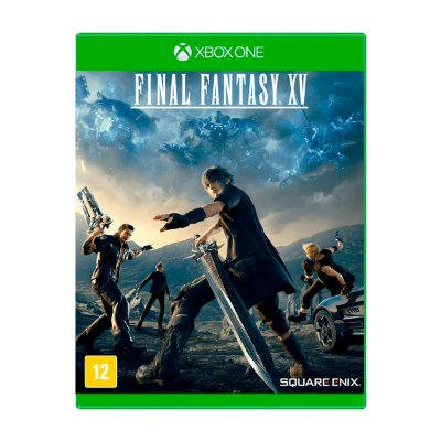 Jogo Final Fantasy XV - Xbox One Seminovo