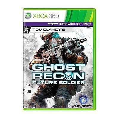 Jogo Ghost Recon Future Soldier - Xbox 360 Seminovo