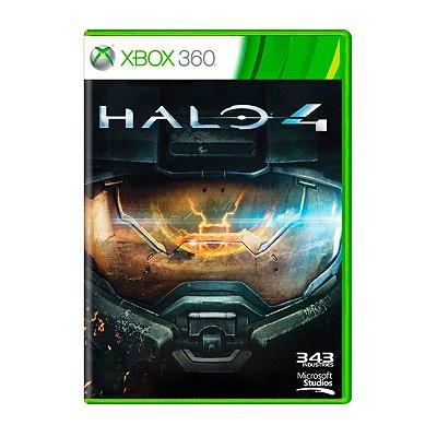 Jogo Halo 4 - Xbox 360 Seminovo