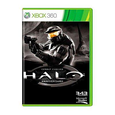 Jogo Halo Combat Evolved Anniversary - Xbox 360 Seminovo