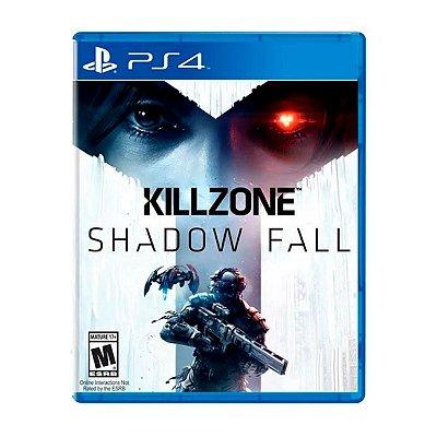 Jogo Killzone Shadow Fall - PS4 Seminovo
