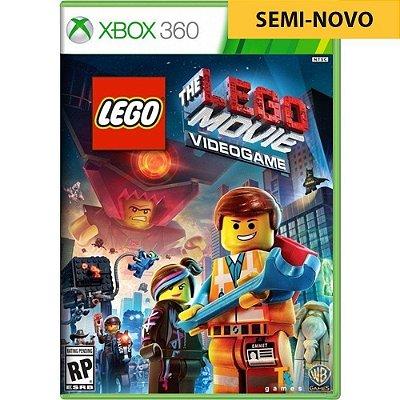Jogo LEGO Movie Videogame - Xbox 360 (Seminovo)