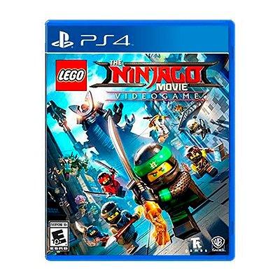 Jogo LEGO Ninjago - PS4