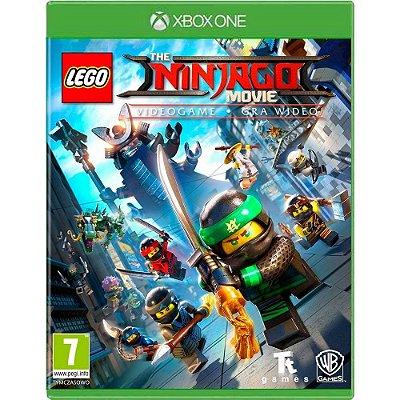 Jogo LEGO Ninjago - Xbox One