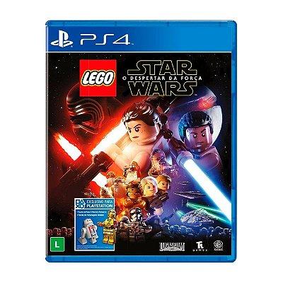 Jogo LEGO Star Wars O Despertar da Força - PS4