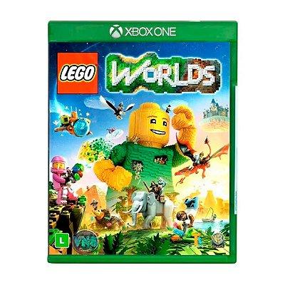 Jogo LEGO Worlds - Xbox One Seminovo