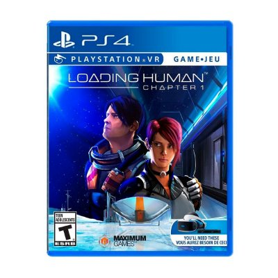 Jogo Loading Human Chapter 1 VR - PS4