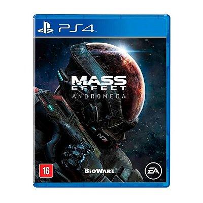 Jogo Mass Effect Andromeda - PS4 Seminovo