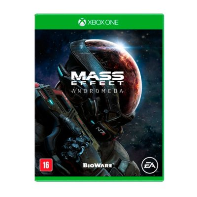 Jogo Mass Effect Andromeda - Xbox One Seminovo
