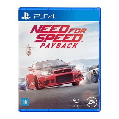 Jogo Need For Speed Payback - PS4 Seminovo