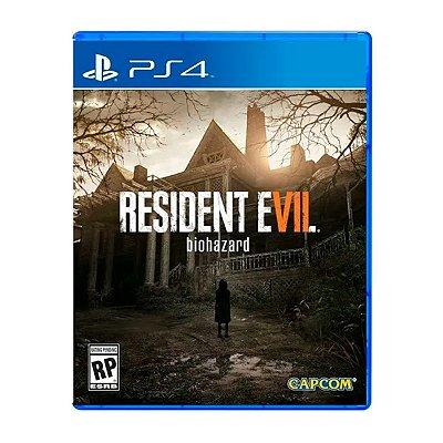 Jogo Resident Evil 7 - PS4 Seminovo