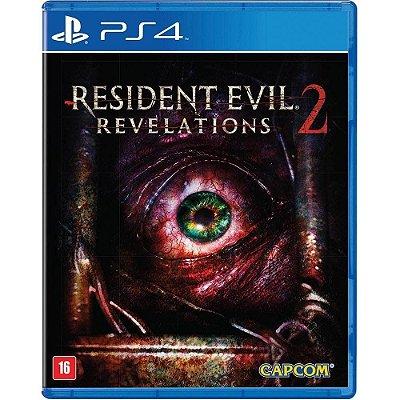 Jogo Resident Evil Revelations 2 - PS4